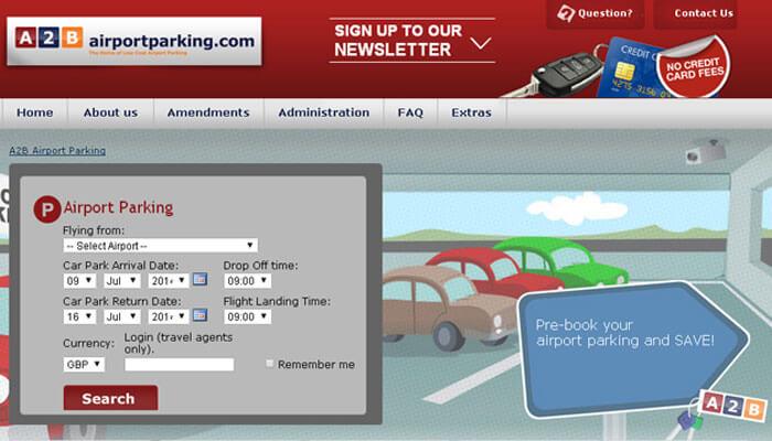 A2B Airport Parking