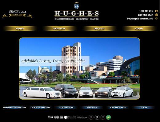 Adelaides Luxury Transport Provider