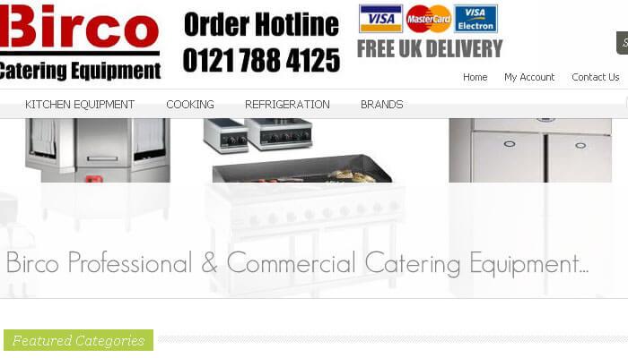 Birco Catering Equipment