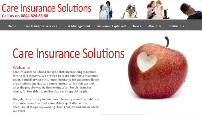 Care Insurance Solution