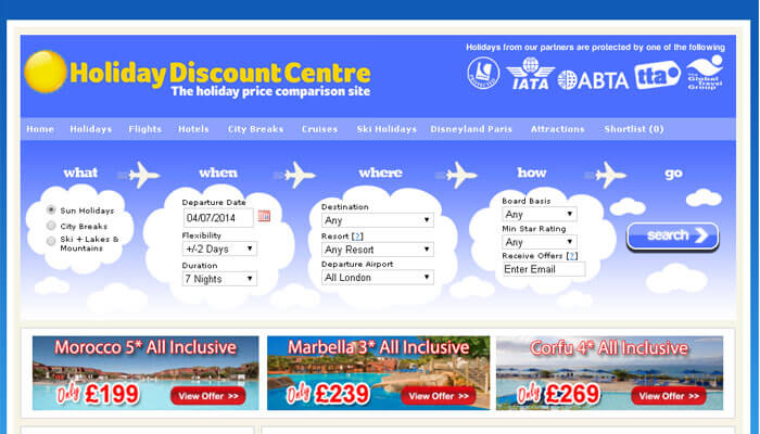 Holiday Discount Centre