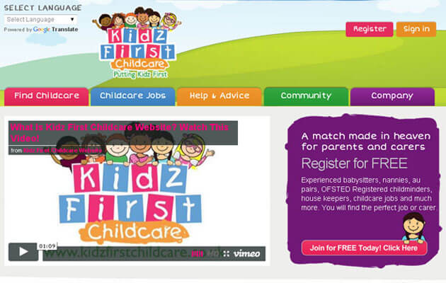 Kidz First Childcare