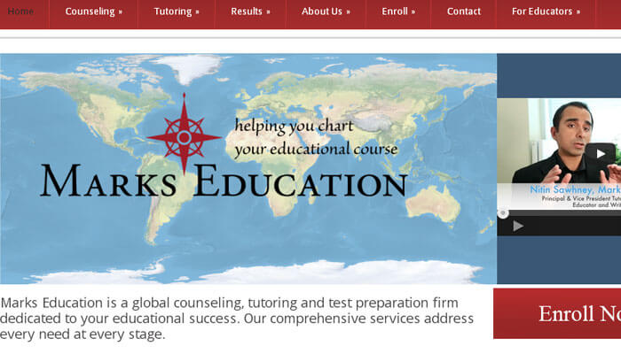 Marks Education Academic Counseling and Tutoring Services