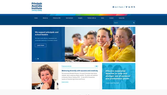 Prinicipals australia institute