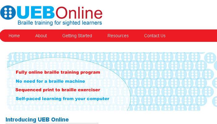 UEB Training Program Online