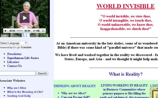 World Invisible