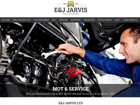 E&J Jarvis Garage
