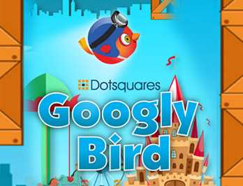 Googly Bird-Logo