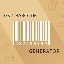GS1 Barcode Generator