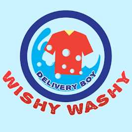 Wishy Washy Delivery Boy