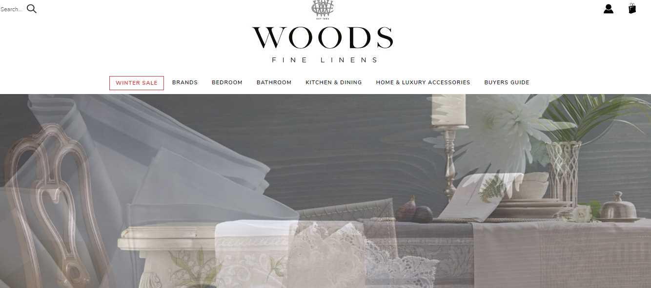 Woods Fine Linens